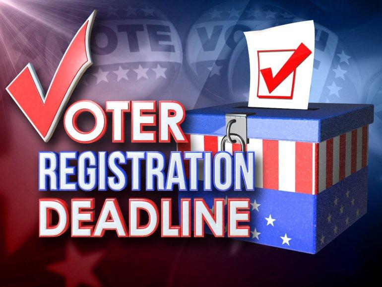 ohio voter registration deadline – Ashtabula County Republican Party
